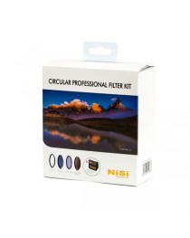 NiSi Circular professional filter kit 72mm