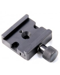 "Jobu Design Ballhead Quick Release Replacement 1/4"" hole"