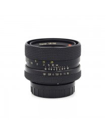 Rollei-HFT Planar 50mm f/1.8 occasion voor QBM