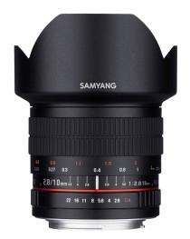 Samyang 10mm f/2.8 ED AS NCS CS Pentax
