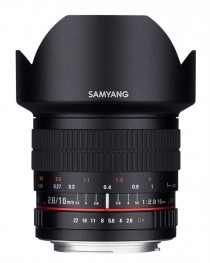 Samyang 10mm f/2.8 ED AS NCS CS Nikon AE