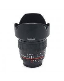 Samyang 10mm f/2.8 ED AS NCS CS occasion voor Nikon