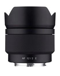 Samyang 12mm F2.0 AF Sony E