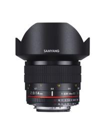Samyang 14mm f/2.8 ED AS IF UMC Canon M