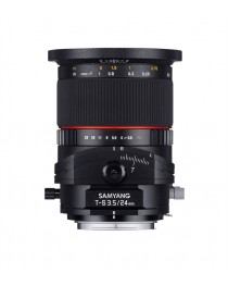 Samyang Tilt/Shift 24mm F3.5 ED AS UMC Canon