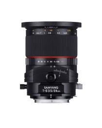 Samyang Tilt/Shift 24mm F3.5 ED AS UMC Fujifilm X