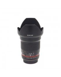 Samyang 24mm f/1.4 ED AS IF UMC occasion voor Canon