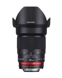 Samyang 35mm f/1.4 ED AS UMC Fujifilm X