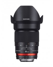Samyang 35mm f/1.4 ED AS UMC Canon M