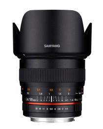 Samyang 50mm F1.4 AS UMC Canon M