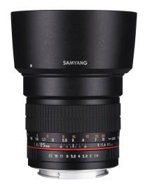 Samyang 85mm f/1.4 AS IF UMC Sony