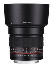 Samyang 85mm f/1.4 AS IF UMC  Micro 4/3