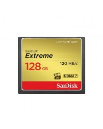 SanDisk 128GB Compact Flash Extreme 120MB/s