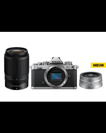 Nikon Z fc Kit w/DX 16-50mm (SL) + DX 50-250mm Zoom kit