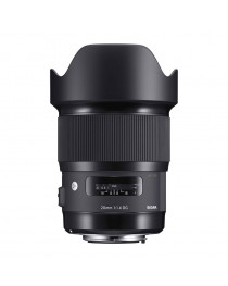 Sigma 20mm f/1.4 DG HSM Art Canon