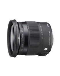 """Sigma 17-70/2.8-4 DC Macro OS HSM """"C"""" voor Canon"""