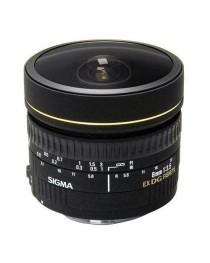 Sigma AF 8 mm f/3.5 EX DG Fisheye voor Nikon