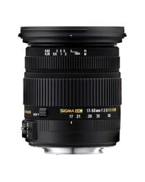 Sigma 17-50/2.8 EX DC OS HSM voor Nikon