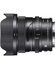 Sigma 24mm F2 DG DN | Contemporary voor Sony E-mount