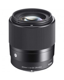 Sigma 30mm f/1.4 DC DN HSM Contemporary Sony APS-C E-Mount