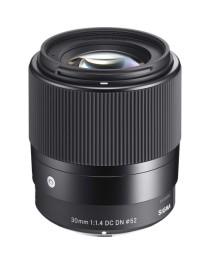 Sigma 30mm f/1.4 DC DN HSM Contemporary Micro 4/3