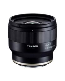 Tamron 20mm F/2.8 DI III OSD 1:2 macro Sony FE