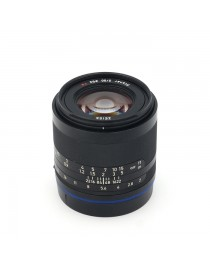 Zeiss Loxia 50mm f/2 T* occasion voor Sony E