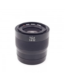 Zeiss Touit 32mm f/1.8 occasion voor Sony E